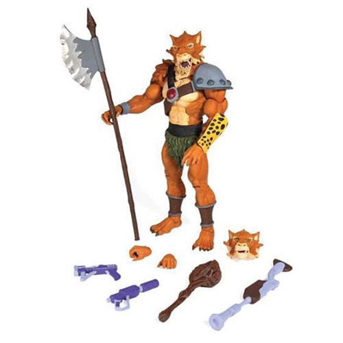 ThunderCats Ultimate Jackalman 6-Inch Action Figure