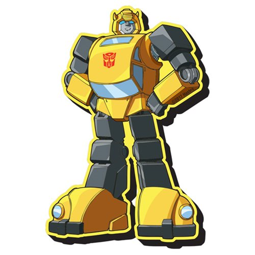 Transformers Bumblebee Funky Chunky Magnet