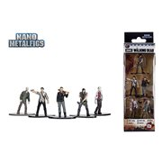TWD Nano Metalfigs Daryl Mini-Fig. 5-Pack, Not Mint