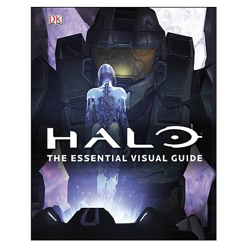 Halo Essential Visual Guide Book