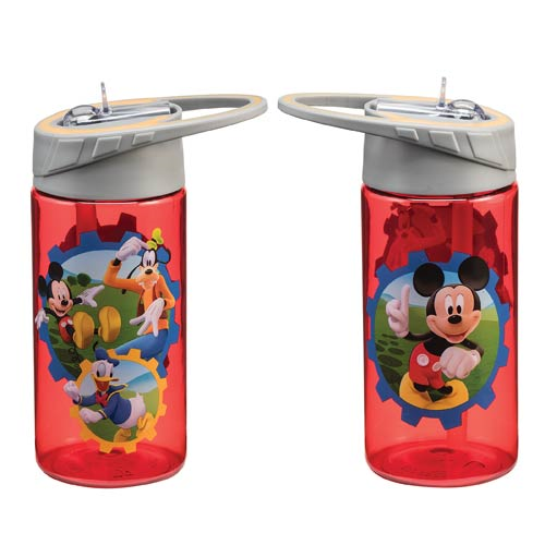 Disney Jr. Mickey Mouse Club 14 oz. Tritan Water Bottle