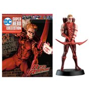 DC Superhero Red Arrow Best Of Figure with Collector Magazine #47