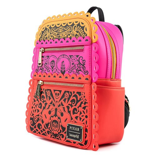 Coco Diecut Party Flags Mini-Backpack