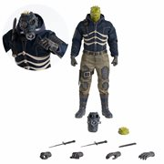Dorohedoro Caiman Anime Version 1:6 Scale Action Figure