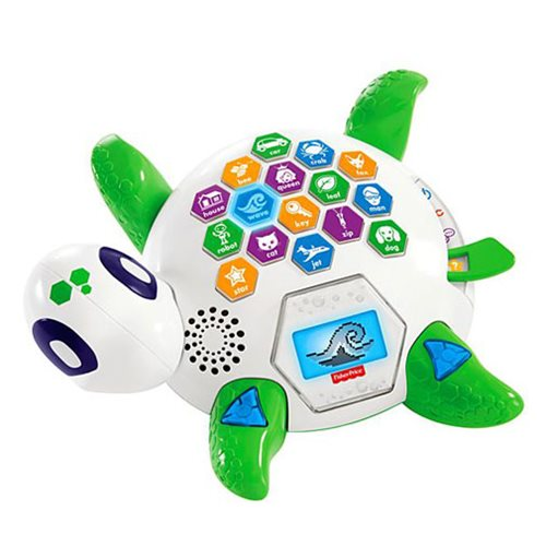 Think and Learn Spell and Speak Sea Turtle