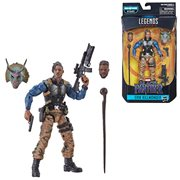 Black Panther Marvel Legends 6-Inch Erik Killmonger Military Action Figure