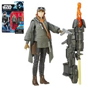 Star Wars Rogue One Sergeant Jyn Erso (Eadu) Action Figure