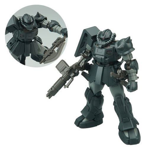Gundam: The Origin Act Zaku Kycilia's Forces High Grade Universal Century 1:144 Scale Model Kit