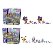 Littlest Pet Shop Pairs and Fashions Wave 2 Set