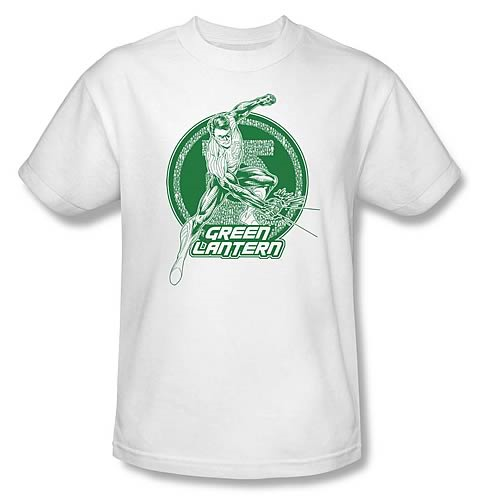 Green Lantern Movie All in All T-Shirt