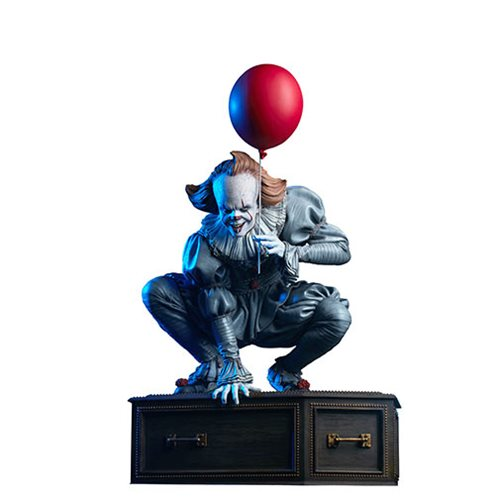 It 2017 Pennywise Maquette Statue
