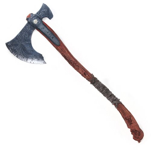 God of War Axe Life Size Foam Replica