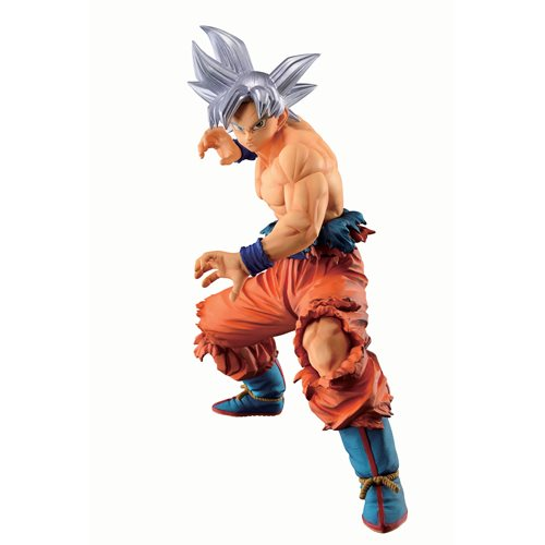 Dragon Ball Son Goku Ultra Instinct Ultimate Version Ichiban Statue