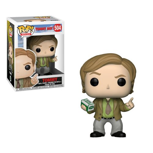 Tommy Boy Tommy Pop! Vinyl Figure #504