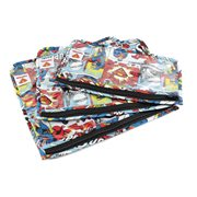 Superman Clear Travel Bag 3-Pack