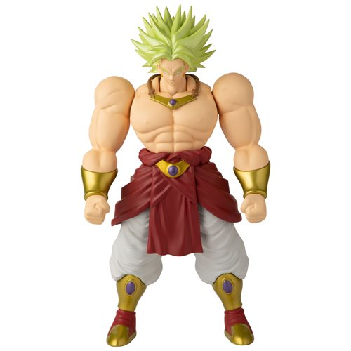 Dragon Ball Super Limit Breaker Broly 13-Inch Action Figure