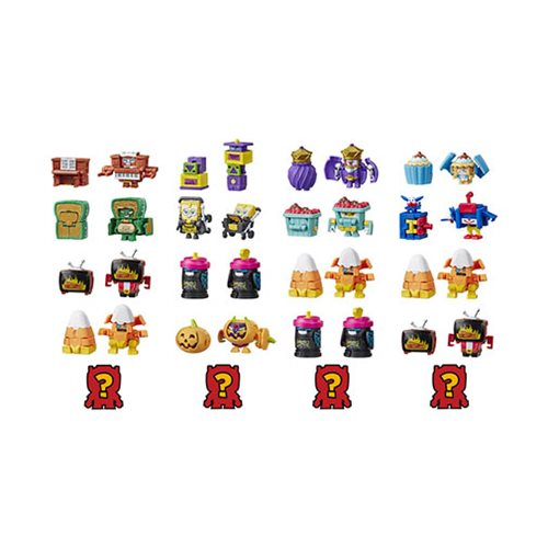 Transformers Botbots Collectible Figures Wave 3 Case