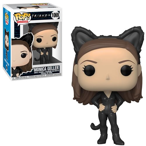 Friends Monica as Catwoman Pop! Vinyl Figure