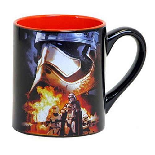 Star Wars: Episode VII - The Force Awakens Phasma and Flametroopers 20 oz. Ceramic Mug