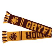 Harry Potter Gryffindor Reversible Knit Scarf