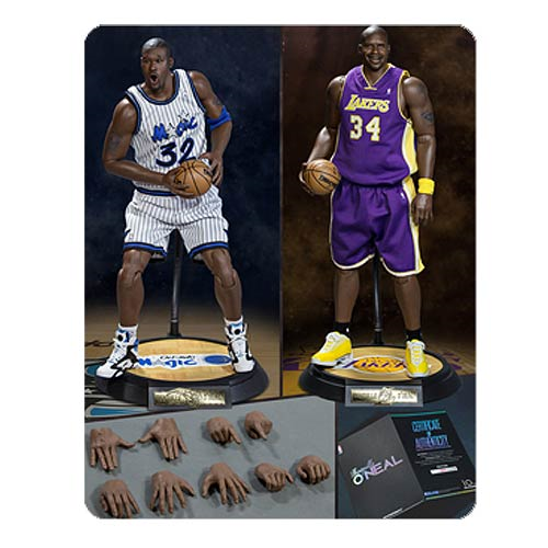 NBA Shaquille O'Neal Real Masterpiece 1:6 Scale Action Figure