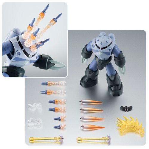 Gundam MSM-07 Mass Production Type Z`Gok A.N.I.M.E. Robot Spirits Action Figure