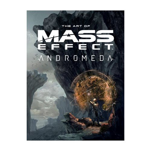 The Art of Mass Effect: Andromeda Hardcover