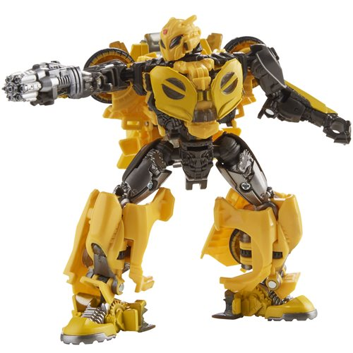 Transformers Studio Series 70 Deluxe Bumblebee Movie Bumblebee B-127