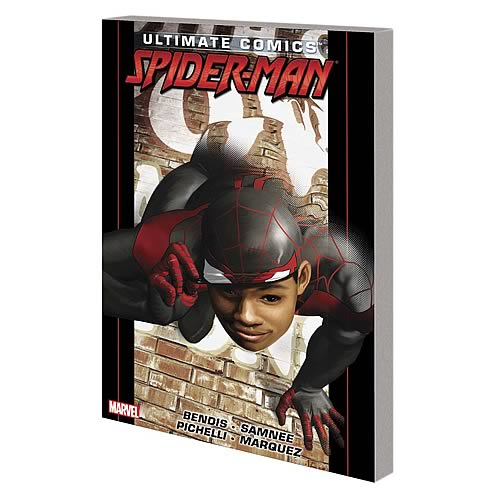 Ultimate Comics Spider-Man by Bendis Vol. 2 HC Graphic Novel