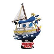 Disney Donald Duck's Boat D-Stage DS-029 Statue - Previews Exclusive