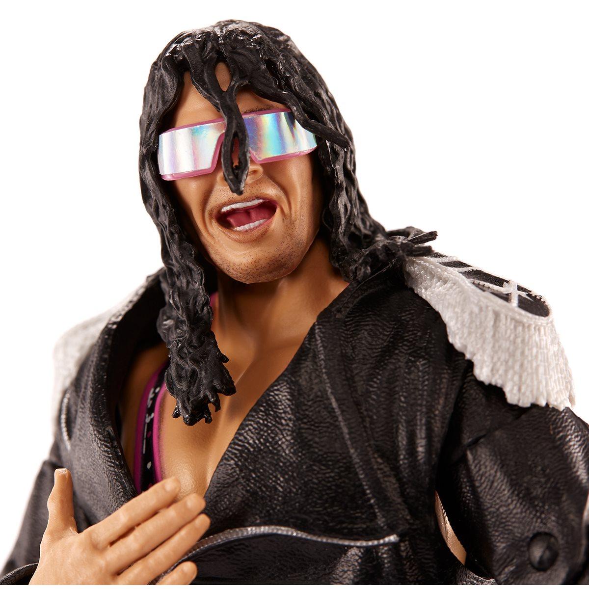 Wwe Ultimate Edition Bret Hitman Hart Action Figure Entertainment Earth