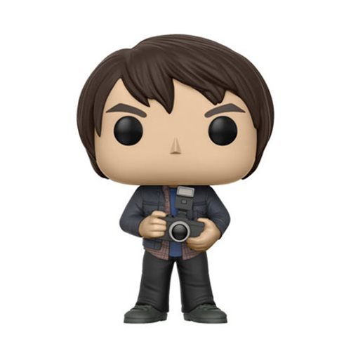 Stranger Things Jonathan with Camera Pop! Vinyl Figure #513, Not Mint