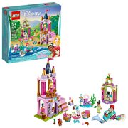LEGO 41162 Disney Princess Ariel, Aurora, and Tiana's Royal Celebration