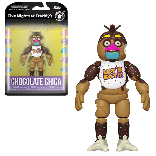 Five Nights at Freddy's Chocolate Chica Action Figure