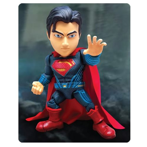 Batman v Superman: Dawn of Justice Superman Hybrid Metal Figuration Die-Cast Metal Action Figure
