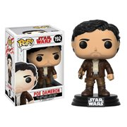 Star Wars: The Last Jedi Poe Dameron Pop! Vinyl Bobble Head #192