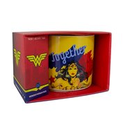 Wonder Woman Together We Rise 11 oz. Mug