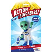Action Bendables Alien 4-Inch Bendable Action Figure