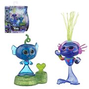 Trolls World Tour Techno Reef Bobble Small Doll 2-Pack