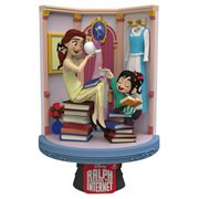 Ralph Breaks the Internet DS-024 Belle D-Stage Series 6-Inch Statue - Previews Exclusive