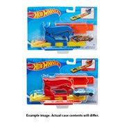 Hot Wheels Pocket Launcher and Car Case