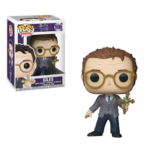 Buffy the Vampire Slayer Giles Anniversary Pop! Vinyl Figure #596