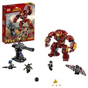 LEGO Marvel Avengers 76104 The Hulkbuster Smash-Up