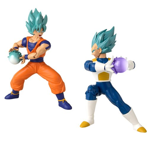 Dragon Ball Attack Action Figure Case of 2