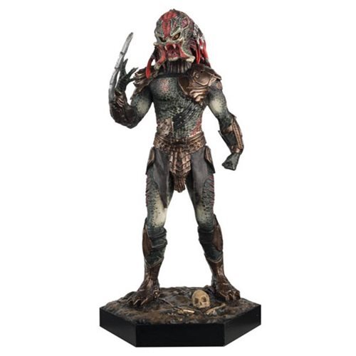 Alien and Predator Berseker Predator with Collector Magazine #9