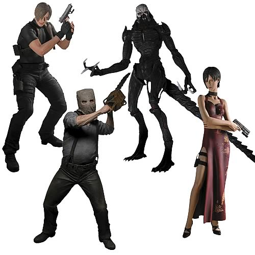 Resident Evil 4 Action Figure Assortment