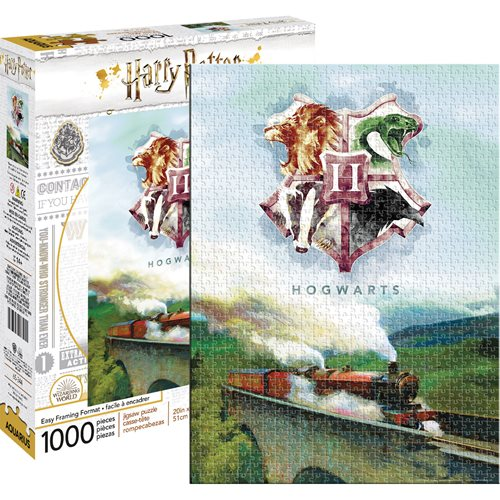 Harry Potter Express 1,000-Piece Puzzle