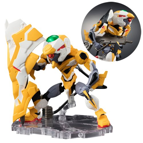 Evangelion Unit Zero NXEDGE Style Action Figure