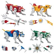 Voltron Classic Combinable Lion Action Figure Set
