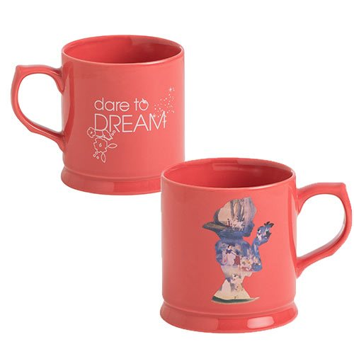 Snow White Dream 12 oz. Refined Ceramic Mug